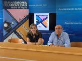 El Ayuntamiento de Molina de Segura se suma a la Semana Europea de la Movilidad del 16 al 22 de septiembre