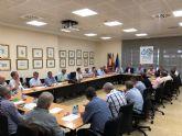El Gobierno regional coordina la evaluación de los daños producidos en el campo a consecuencia de las lluvias