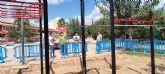 Puerto Lumbreras contará la próxima semana con una nueva estación de calistenia, realizada por una de las marcas más prestigiosas a nivel mundial