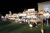El Unión Archena FC cuenta ya con una veintena de equipos de todas las categorías. Ayer se presentaron en público
