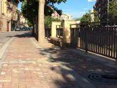 Finalizan las obras de reparación de los tramos de alcantarillado obstruidos en la avenida Rambla de La Santa