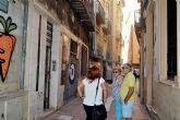 CTSSP preguntará sobre el estado de la calle Escorial de Cartagena