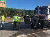 Fomento continúa con el refuerzo de la seguridad de los motociclistas en ocho tramos más de vías regionales