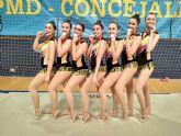 Las juveniles del 'Rítmica Las Torres' se clasifican para el campeonato de España