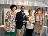 López Miras remarca su compromiso con la igualdad de oportunidades y ensalza el protagonismo de la mujer en el mundo rural
