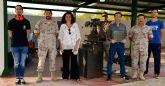 La UPCT y la Escuela de Infantería de Marina General Albacete Fuster investigan aplicaciones del grafeno para Defensa