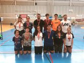 Primer torneo de la temporada para los jugadores del Club Bádminton Aledo-Totana