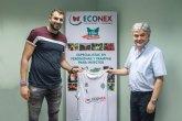 ECONEX, patrocinador del equipo de primera división masculina regional Club Baloncesto Santomera