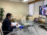 El Gobierno regional critica que el Estado paralice el Corredor Mediterr�neo en Orihuela y genere graves desigualdades entre los territorios