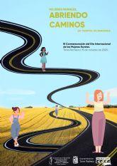 La asociación 'Agua y Tierra' busca dar visibilidad a las mujeres Rurales abriendo caminos en tiempos de pandemia