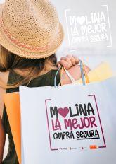 Molina, la mejor Compra Segura, nueva campaña de comunicación y promoción del comercio local promovida por el Ayuntamiento molinense