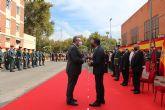 El catedrático Antonio Juan García Fernández recibe la Orden del Mérito de la Guardia Civil