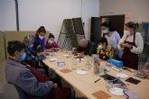 El Psicosocial pone en marcha un nuevo taller de cerámica