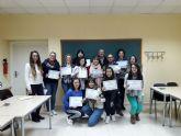 Finaliza el curso de lengua de signos-grupo 2