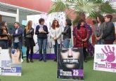 Puerto Lumbreras presenta un programa de actividades para conmemorar el Día Internacional de la Eliminación de la Violencia Contra la Mujer