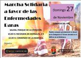 Campos del Río marchará en solidaridad por las Enfermedades Raras