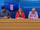 El Ayuntamiento de Molina de Segura y la Asociación Orquesta de Cuerda Hims Mola firman un convenio de colaboración