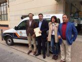 Ciudadanos exige al delegado del Gobierno medidas para reducir las listas de espera de hasta cuatro meses para expedir el DNI a los vecinos de Fuente Álamo