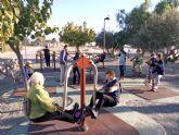 El Ayuntamiento fomenta los hábitos saludables entre las personas mayores