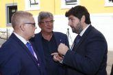 López Miras insta al Gobierno de España a trazar una estrategia nacional para erradicar la pobreza y la exclusión social