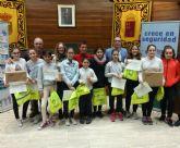 Entregados los premios 'Crece en seguridad' a alumnos de Beniel