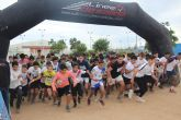 Cerca de 600 corredores se dan cita en la Jornada Municipal de Campo a través escolar