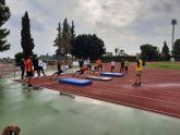 El curso de Monitor Nacional de Atletismo atraviesa su parte práctica