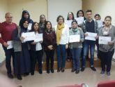 Clausura y entrega de diplomas del CURSO DE INFORMÁTICA BÁSICA ORIENTADA AL EMPLEO
