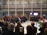 Encarna Zamora pronuncia la lección inaugural del curso de la academia de farmacia
