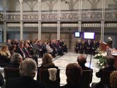 Encarna Zamora pronuncia la lecci�n inaugural del curso de la academia de farmacia