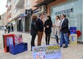 Puerto Lumbreras lanza una campaña para fomentar las compras en Navidad