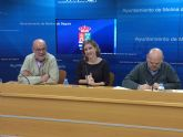 El Ayuntamiento de Molina de Segura firma un convenio con la Asociación de Vecinos Sagrado Corazón para el desarrollo del proyecto AVESCO III MILENIUM