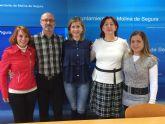 El Ayuntamiento de Molina de Segura firma un convenio con la Federación de Asociaciones de Madres y Padres de Alumnos y Alumnas del municipio