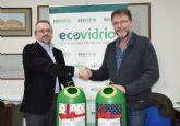 El Ayuntamiento de Cieza y la entidad Ecovidrio ponen en marcha la campaña