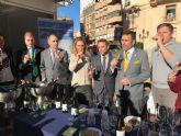 El vino Tomás Ferro de la UPCT apuesta por la uva Meseguera