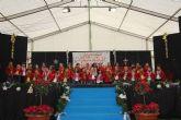 Los escolares pinatarenses cantan a la Navidad en el VI Encuentro de Villancicos escolares