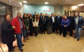 Andrés García Cánovas es reelegido como Secretario General del PSOE de Totana