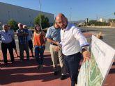 Fomento saca a licitación la construcción de una rotonda que mejorará la seguridad vial entre Beniel y el límite de provincia