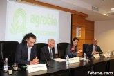 Agrobio presenta su plan de actividad en la asamblea de la Federaci�n de Cooperativas Agrarias de Murcia