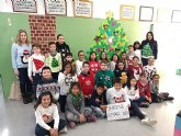 """Christmas Jumper Day"" en el CEIP La Cruz"