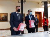 Caravaca tendrá una Sede Permanente de la Universidad de Murcia, que divulgará el patrimonio y acercará la cultura a los jóvenes y a la población en general mediante un programa de actividades
