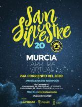 Del 21 al 31 de diciembre, cita virtual con la San Silvestre de Murcia