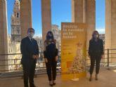El Ayuntamiento anima a los murcianos a decorar de Navidad sus balcones con materiales reciclados