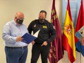 El Ayuntamiento de Torre Pacheco renueva convenio de colaboración con Protección Civil