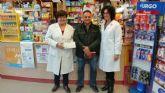 El Cabildo destina 1.500 € a la compra de medicamentos para Cáritas Totana