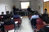 Los policías locales de la Región se forman sobre falsedad documental en Las Torres de Cotillas