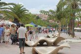 Nueva cita con el mercado artesano en Puerto de Mazarr�n, este s�bado 19