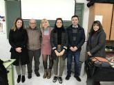 Alumnos del IES Ricardo Ortega de Fuente Álamo reciben formación sobre igualdad de género a través del programa 'Aulas sin machismo'