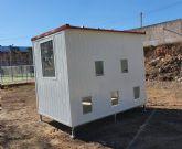 El Ayuntamiento de Alcantarilla instala las primeras seis casetas para albergar a los gatos de colonias felinas