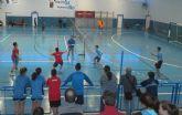La final del 'Programa Regional de Deporte en Edad Escolar' de bádminton, en Las Torres de Cotillas
